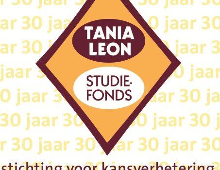 Tania Leon Studiefonds bestaat 30 jaar!